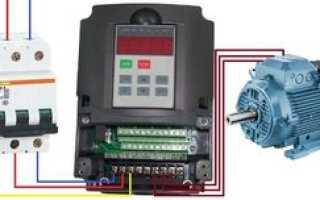 Преобразователь частоты для асинхронного двигателя своими руками