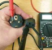 Как проверить цепь мультиметром