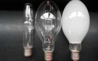 Что такое дроссель в светильнике