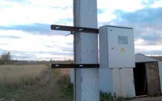 Схема сборки электрощита для частного дома