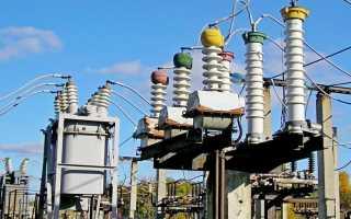 Трансформатор тока и напряжения