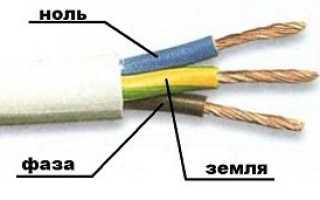 Зачем нужен ноль в электричестве