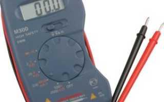 Как проверить силу тока