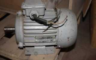 Трехфазный двигатель подключить на 220