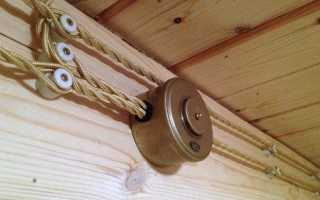 Каким проводом делать проводку в деревянном доме
