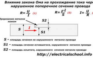 Приспособление для снятия изоляции с проводов