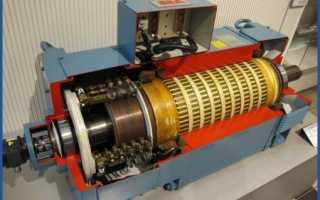 Расчет мощности электродвигателя