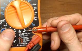 Как проверить кабель на целостность
