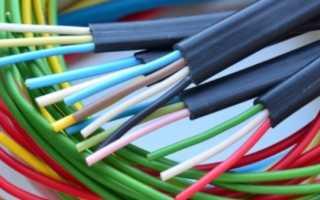 Цвет фазного и нулевого провода