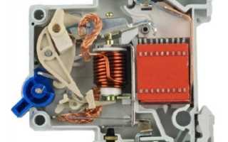 Вводной автоматический выключатель