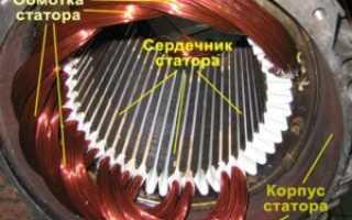 Расчет емкости конденсатора для трехфазного электродвигателя